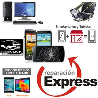 Servicio Reparaciones Pc Tablet Portátil Moviles