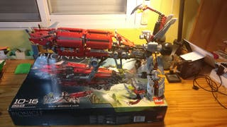 nave bionicle