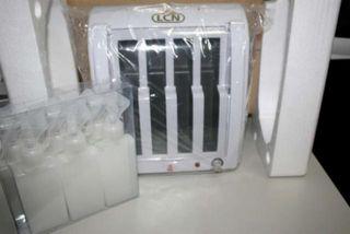 Dispositivo para el calentamiento de parafina LCN