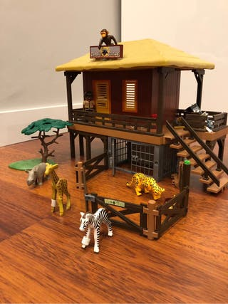Playmobil 4399 diligencia de segunda mano por 17 en for Playmobil segunda mano