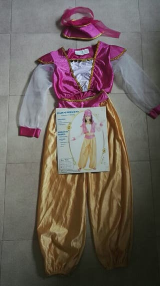 Disfraz niña princesa haren