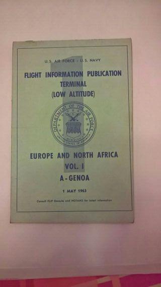 cartas de navegacion aeronautica
