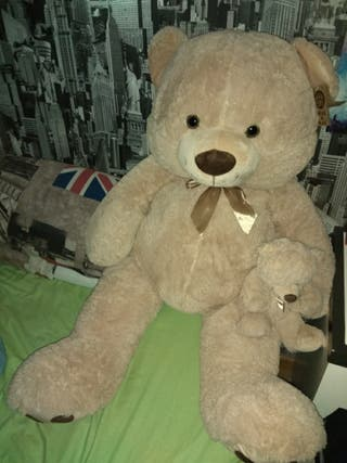 oso de peluche GIGANTE 130 cm!!!