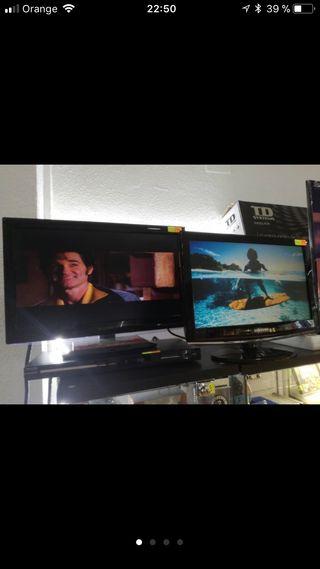 TELEVISION LED HD DESDE 79€ C/GARANTÍA