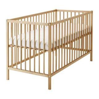 Cuna IKEA Singlair NUEVA haya Bebé
