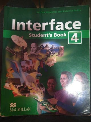 interface 4 ESO student's Book