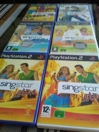 LOTE 6 PS2
