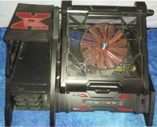 Caja ordenador Gamer Aerocool Strike X