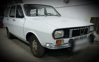 Renault r12 1972