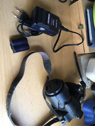 Cámara digital Panasonic lumix dmc fz8.