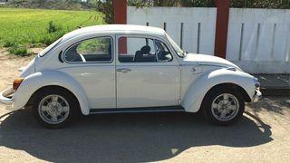 Volkswagen escarabajo automático del 73.
