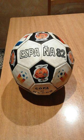balon copa del mundo España 82