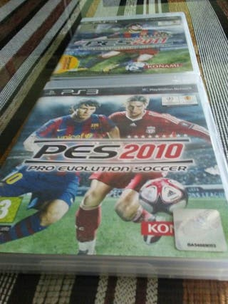 LOTE 2 PS3