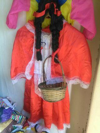 trajes de carnaval niños