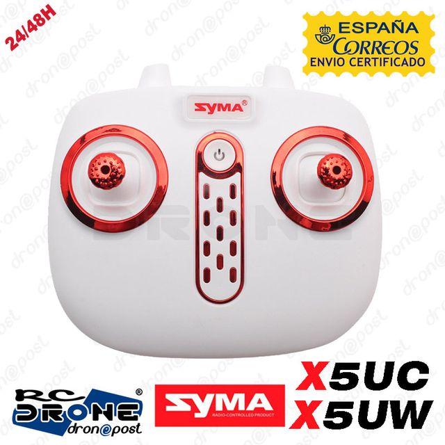 Control remoto SYMA X5UC X5UW Original Transmisor