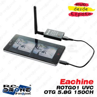 FPV Eachine ROTG01 UVC OTG 5.8G 150CH Full Channel