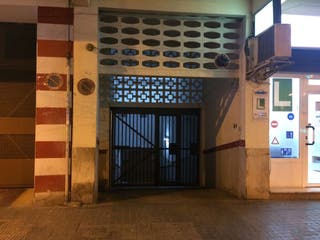 Alquilo plaza de garaje en Av. Burjasot