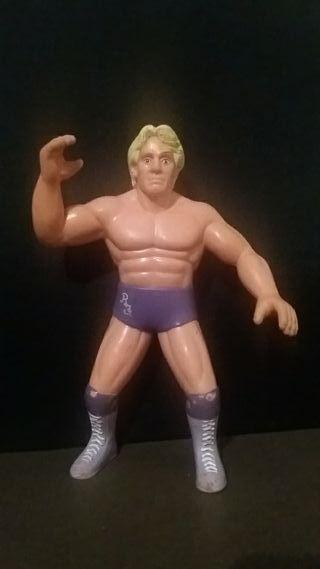 Figura antigua WWE Presing Catch