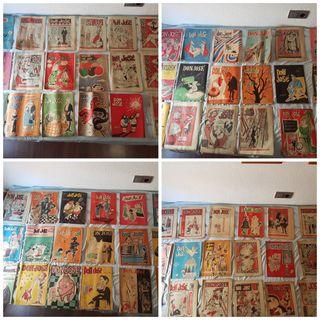 comic revistas antiguas libros antiguos