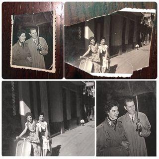 Restauración de fotos antiguas