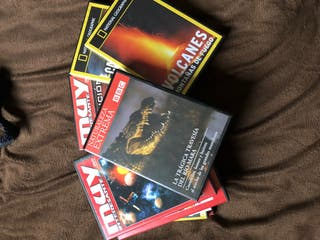 Dvd documentales