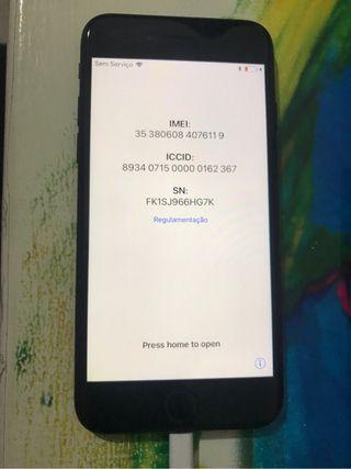 Iphone 7 128gb para piezas