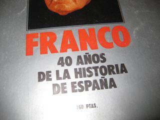 Revista LA ACTUALIDAD-1976-observa fotos-FRANCO