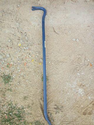 barra de uña de 1 metro