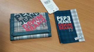 Pepe Jeans cartera