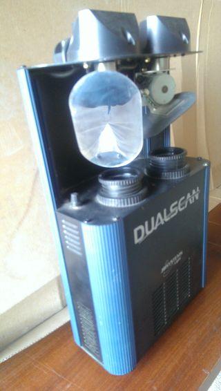Robot Scanner Dualscan Jbsystems