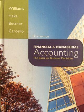Libro Financial & M Accounting
