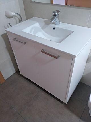 Mueble de baño+Lavabo
