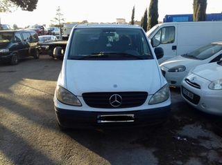 Despiece Mercedes-benz Vito