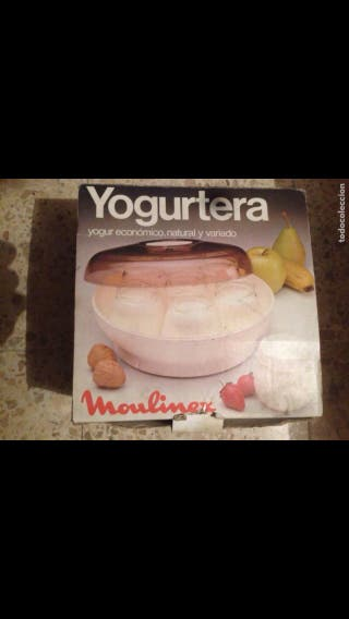Yogurtera vintage moulinex