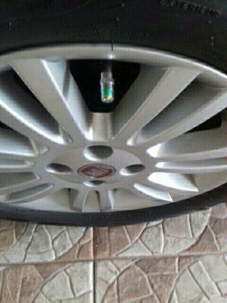 Indicador de presion Valvula rueda