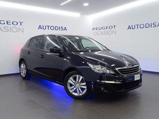 Peugeot 308 STYLE 5P 1.6 BlueHDi 100 2017