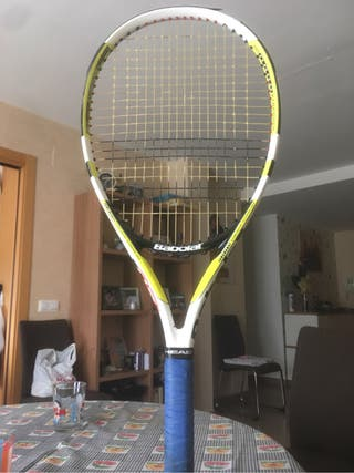 Raqueta tenis o frontenis