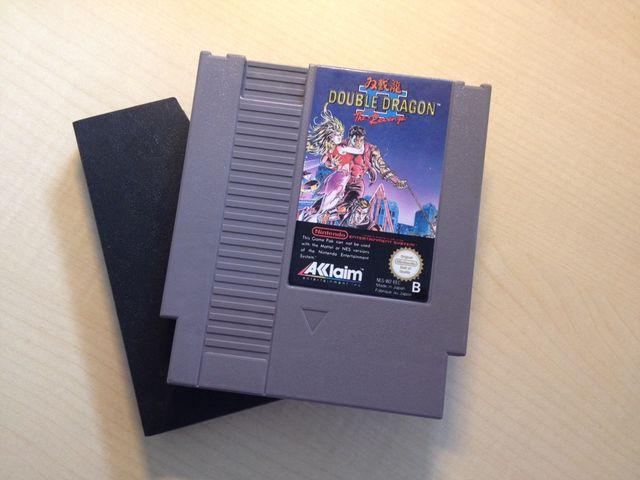 Double Dragon Ii Juego Nintendo Nes De Segunda Mano Por 20 En