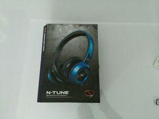 Cascos audio MONSTER N-TUNE