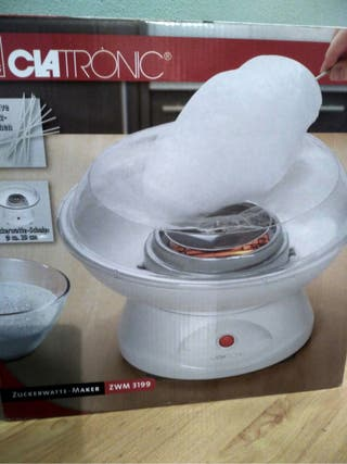 Máquina algodón de azúcar