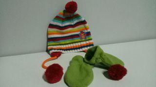 Gorros, bufandas y guantes