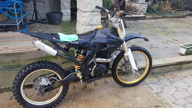 Motocross 250 4t