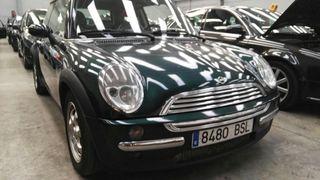 Mini impecable tanto de chapa interior y motor