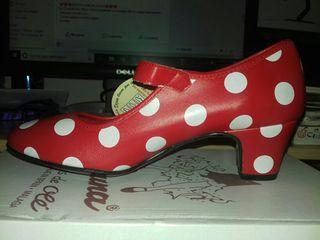 zapato lunares