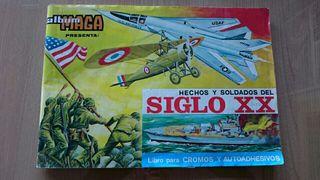 Álbum cromos SIGLO XX