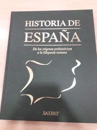 Libro ENCICLOPEDIA HISTORIA DE ESPAÑA