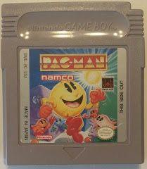 Pac Man Game Boy