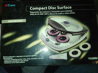 reparador cd/dvd