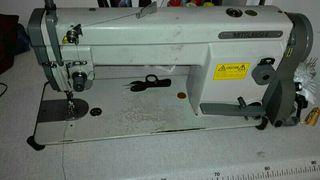 maquina de coser corta hilos