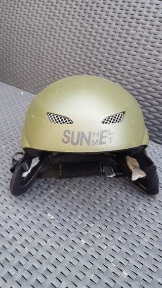 Casco Snowboard. Sunhelmet